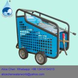Kaltes Wasser-Hochdruckwasserstrahlreinigungsmittel-bewegliche Auto-Unterlegscheibe