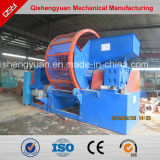 Zps-900 Crumb Rubber Tire Shredder Machine