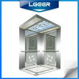 Miroir Etching Stainless Steel Passenger Lift