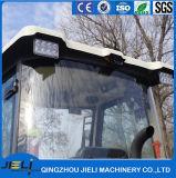 Il Ce ha articolato il mini caricatore della rotella anteriore da 0.8 tonnellate con la baracca Zl08 di Rops&Fops