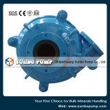 L'exploitation minière de l'assèchement de la pompe à lisier centrifuge doublée en caoutchouc