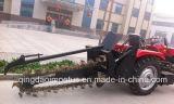 熱い販売の工場供給のトラクター運転された3ポイント鎖のトレンチャー