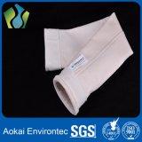 Nicht gesponnene Aramid Filtertüte für Asphalt-Pflanzenstaub-Sammler