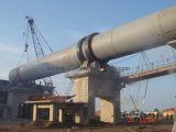 Four rotatoire de ciment stable d'exécution