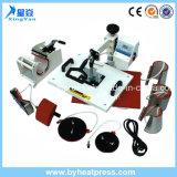 8No1 Calor Combo Pressione a máquina
