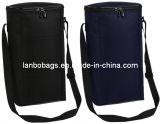 210d Polyester de promoción de la bolsa de refrigerador desechables