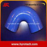 Flexibilité de 90 degrés, manchon de coude en silicone / tuyau de silicone pour automobile