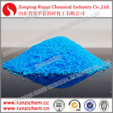 Pentahydrate en cristal bleu de sulfate de cuivre de sulfate de cuivre d'utilisation de piscine