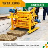 기계 구렁 구획 기계 정가표를 만드는 Qt40-3A 계란 놓기 구획
