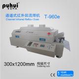 Nuovo forno di riflusso di sorgente luminosa del LED, forno di riflusso di SMT, macchina di saldatura T960e del PWB