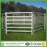 Los 6 paneles resistentes del ganado del carril 2100m m de par en par