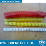 Mangueira da sução da hélice do PVC
