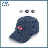 習慣の100%年の綿によって刺繍されるスポーツの野球帽
