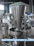 粒状の砂糖のパッキング機械