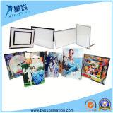 Горячим персонализированная надувательством рамка фотоего Coated сублимации подарка стеклянная