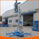 платформа Skylift алюминиевого сплава 4-10m передвижная