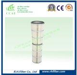 De Patroon van de Filter van de Vervanging van CFS van Ccaf voor de Turbine van het Gas