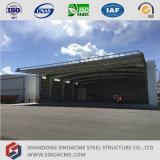 Estructura de acero de ingeniería Pre Sinoacme hangar de aviones