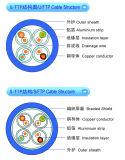 중국 공급자에게서 디지털 통신을%s 데이터 근거리 통신망 케이블