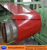 Stahlring der Ral Farben-PPGL mit schützendem Film