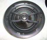 6.5 2 voies de l'orateur dans le mur avec grille magnétique