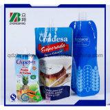 Saft Fastfood- Packing Bag mit Spout oder Cap