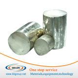 Rang 99.9% van de batterij de Baar van het Metaal van het Lithium voor het Materiaal van de Batterij van het Lithium