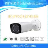 Cámara de vídeo del IP Digital del punto negro de Dahua 4MP WDR IR (IPC-HFW2421R-VFS-IRE6)