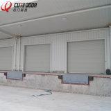 Долгий срок службы автоматического Motor-Driven высокого качества промышленных верхней плоскости боковой сдвижной двери гаража