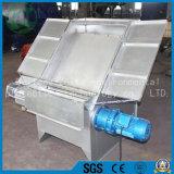 Fabricants Type d'écran diagonal personnalisé Séparateur de liquides solides, traitement spécial Déchets de porcs / bovins / moutons