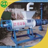Pato que deixa cair o separador do Solid-Liquid do estrume do separador contínuo líquido/estrume animal/rebanhos animais