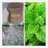 자연 100%와 High Quality Menthol Crystal