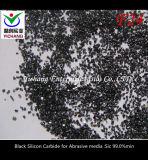 Carbure de silicium noir pour les supports abrasifs et les outils abrasifs
