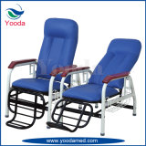 Présidence d'infusion d'hôpital de réglage de position de l'acier 3