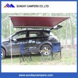 Máscara do carro/veículo 4WD Sun & toldo portáteis de acampamento do lado do telhado do carro de Watrproof