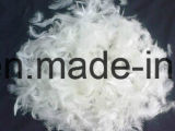 4-6 cm gewaschene weiße Ente-Feder (IDFL, USA-2000, EN12934, JIS, GB/T17685-2016)