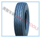 Patrón circunferencial de la rueda de goma de Neumático Neumático Autocycle