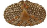 De Handtassen van de Avond van het Bergkristal van het Ei van de Koppelingen van de Luxe van Fawziya