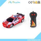 Barato competindo a bateria de carros elétrica do controle de rádio da polícia dos brinquedos da escala