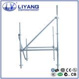 Ringlock Baugerüst-System für Aufbau