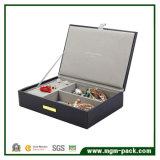 포도 수확 Superacids 기능 가죽 보석 저장 상자