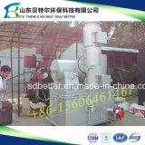 10-500kgs/H Verbrandingsoven, de Medische Verbrandingsoven van het Afval, de Verbrandingsoven van het Afval van het Ziekenhuis