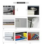 Gabinete de armazenamento de aço lateral das gavetas do armazenamento de arquivo 3