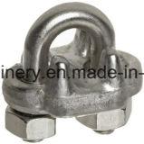 Покрынные цинком зажимы веревочки провода томительноего-тягуч утюга DIN1142