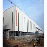 Estructura de acero prefabricada ligera para el edificio vertido