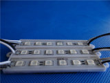 5050 6LED 2 años de módulo impermeable de la garantía SMD