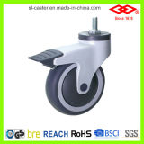 Tornillo giratorio Rueda de rueda médica (L503-34E100X32C)
