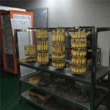 El taladro de las herramientas de corte filetea la máquina de capa Titanium del nitruro del vacío