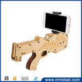 Nuovo giocattolo della pistola di realtà aumentato 3D DIY AR di Ap del telefono delle cellule di arrivo supporto