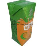Papier d'emballage aseptique pour le lait et jus de fruits